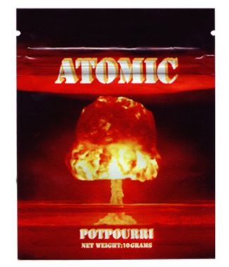 Atomic Potpourri Incense