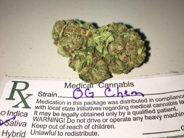 Buy OG Chem hybrid strain