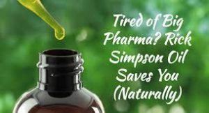 Buy Rick Simpson Cannabis Oil